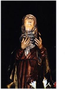 Virgen de la Soledad Logroño