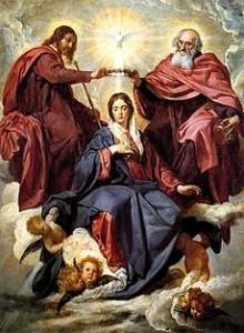 María de Nazaret, Reina de los Cielos.