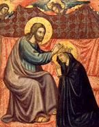 Coronacion de la Virgen María