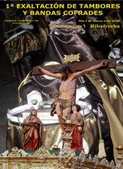 Cartel 1ª Exaltación Ribafrecha 2013