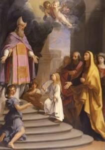 Presentación de la Niña María