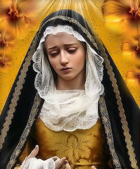 Virgen Dolorosa 3
