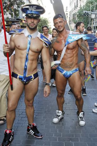 pasion com gay madrid