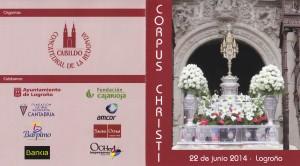 Corpus Christi Logroño 2014