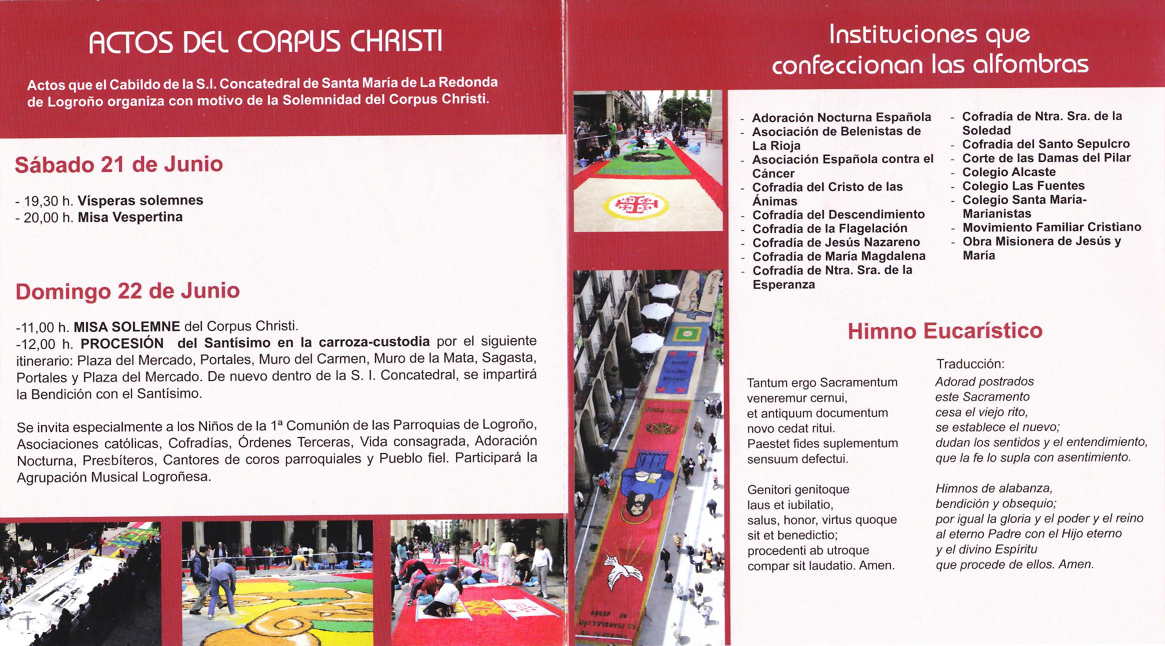 Corpus Christi Logroño2