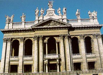Basílica de Letrán.
