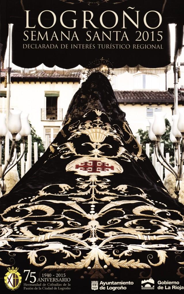 Cartel Semana Santa 2015 Logroño