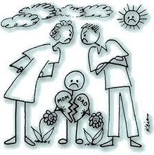 Hijos de padres divociados