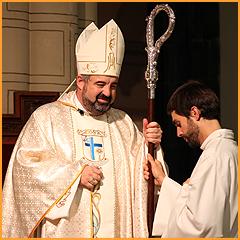 Obispo de Calahorra y La Calzada Logroño